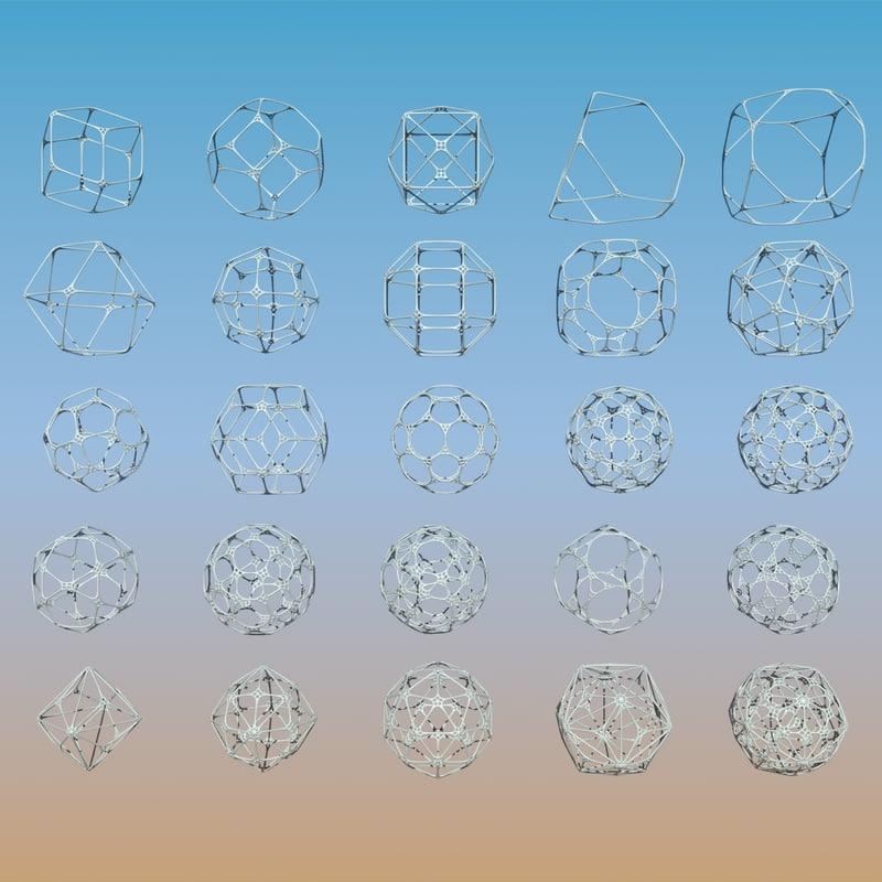 Geometric Shape Pack 25