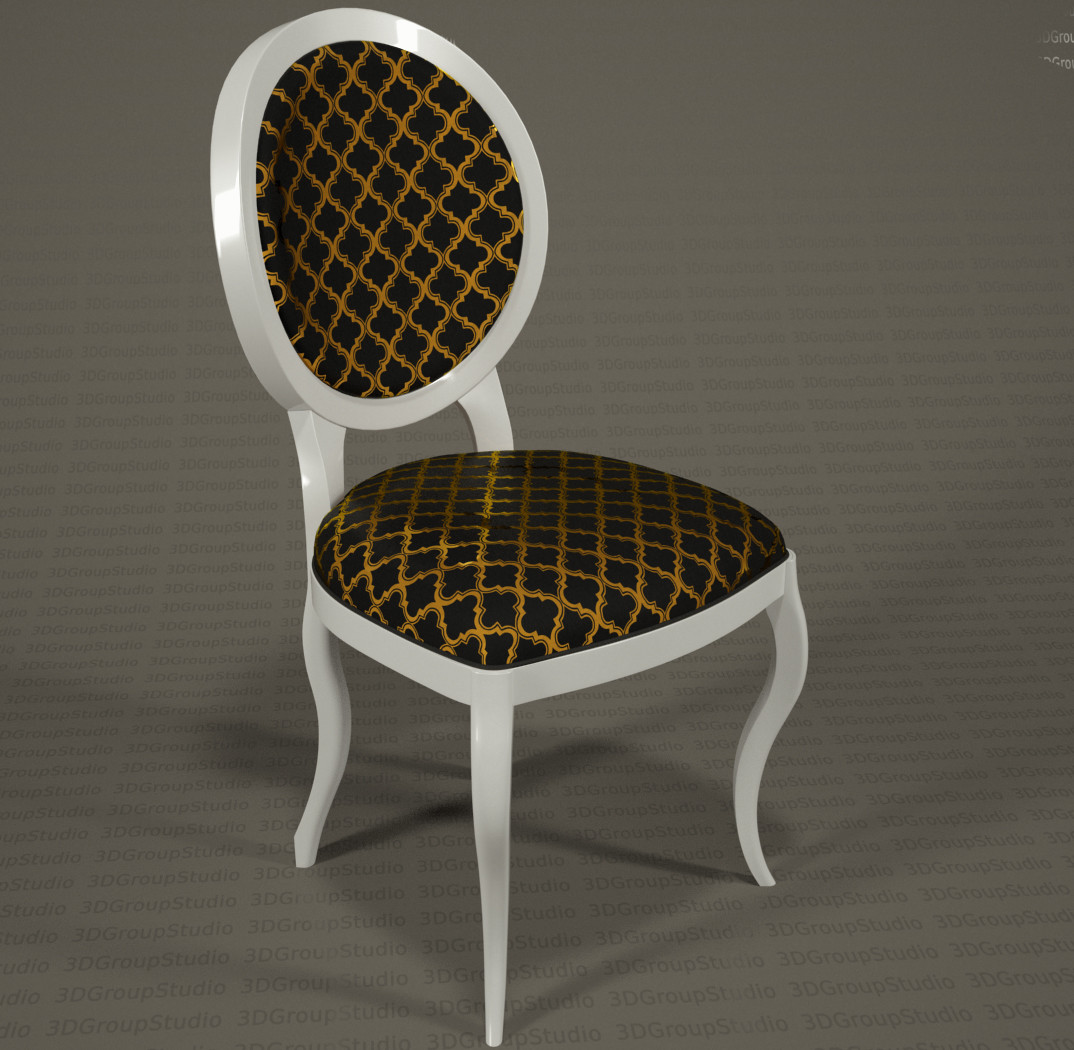 PATTY CHAIR / ROUND CHAIR