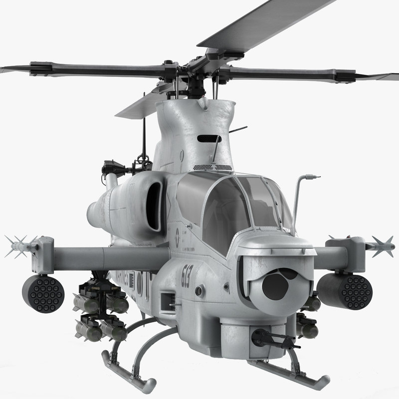 3d model of Attack Helicopter Bell AH 1Z Viper 01.jpg