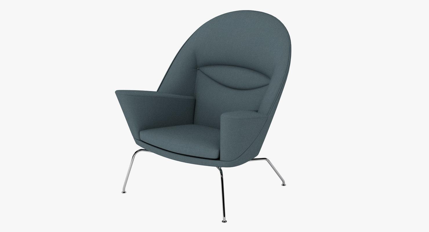 Hans J. Wegner Oculus Chair