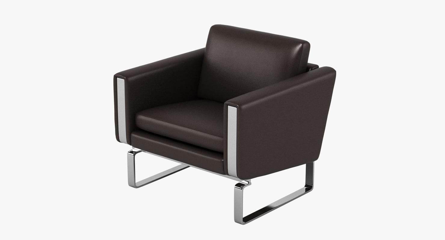 Hans J. Wegner CH101 Chair