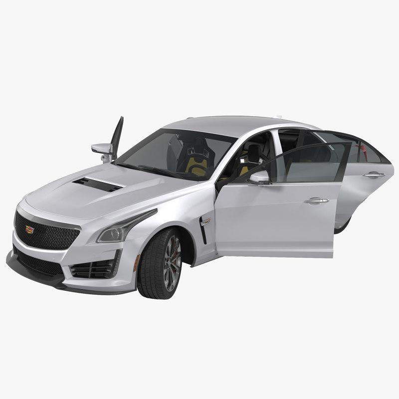 Cadillac Cts V 2016 Max