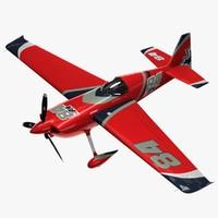 light airplane 3D models