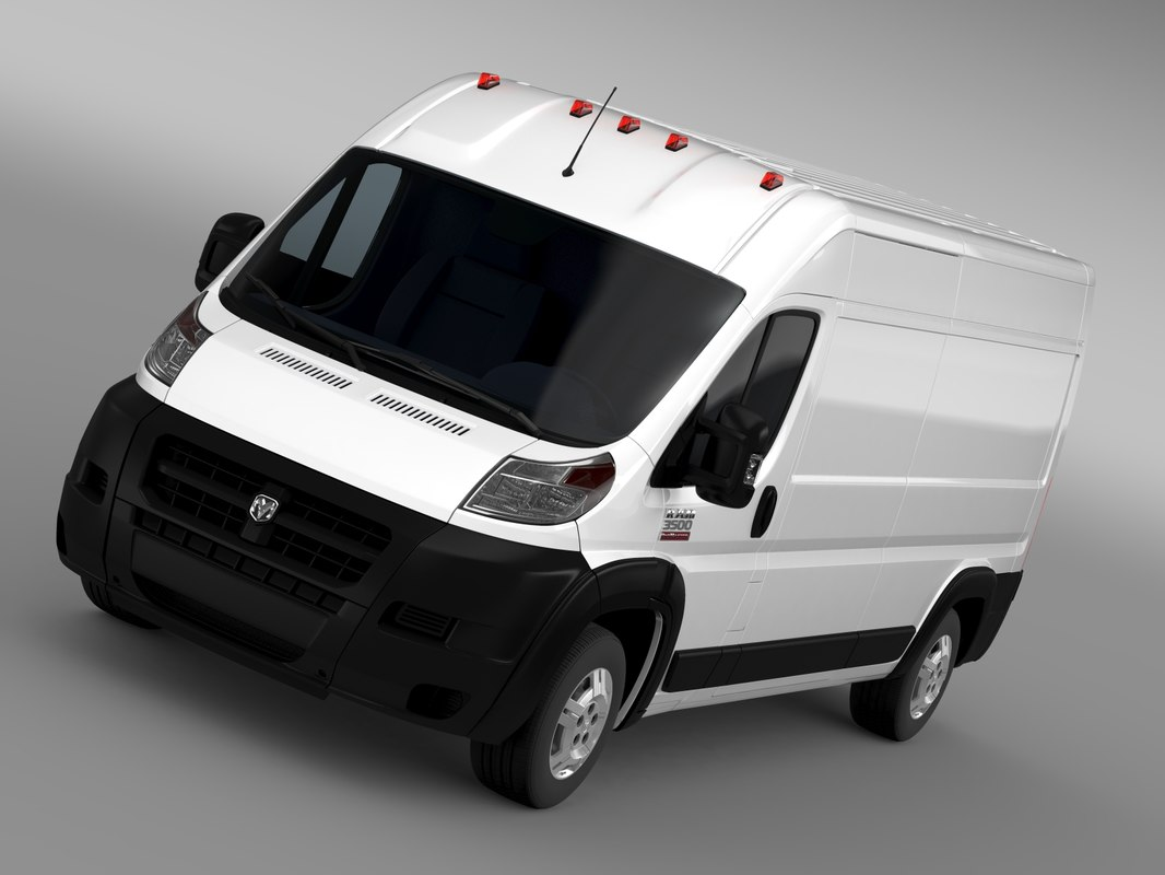 Ram Promaster Cargo 3500 HR 159WB 2015