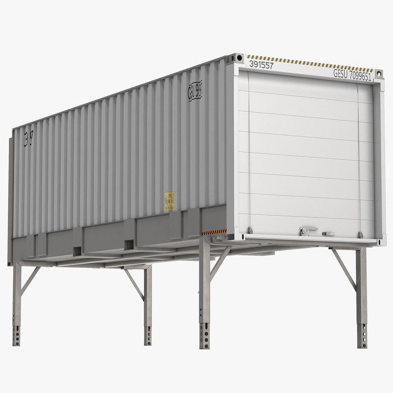 Swap Body Container ISO Generic
