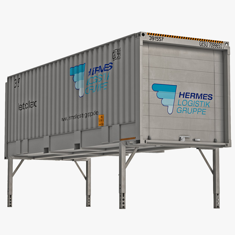 Swap Body Container ISO