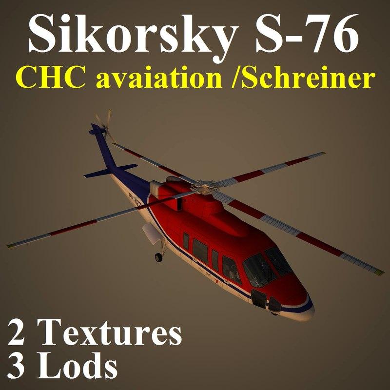 S76 CHC