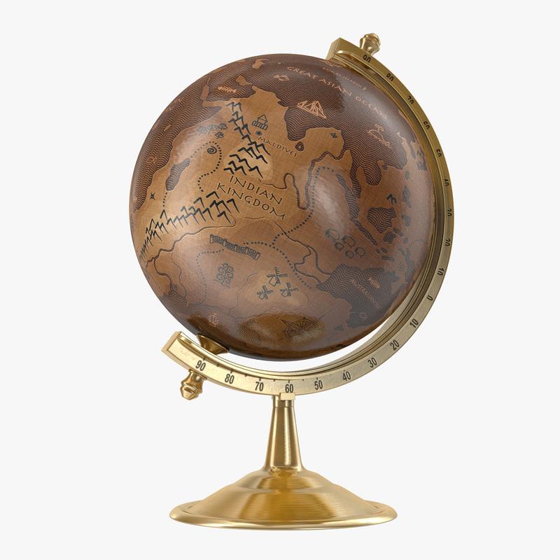 Antique Globe 3d model 01.jpg