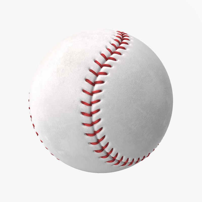 Baseball Ball 3d model 01.jpg
