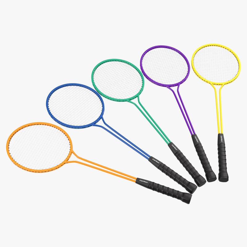 Badminton Racket 2