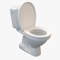 Bathroom Fixtures 3D models