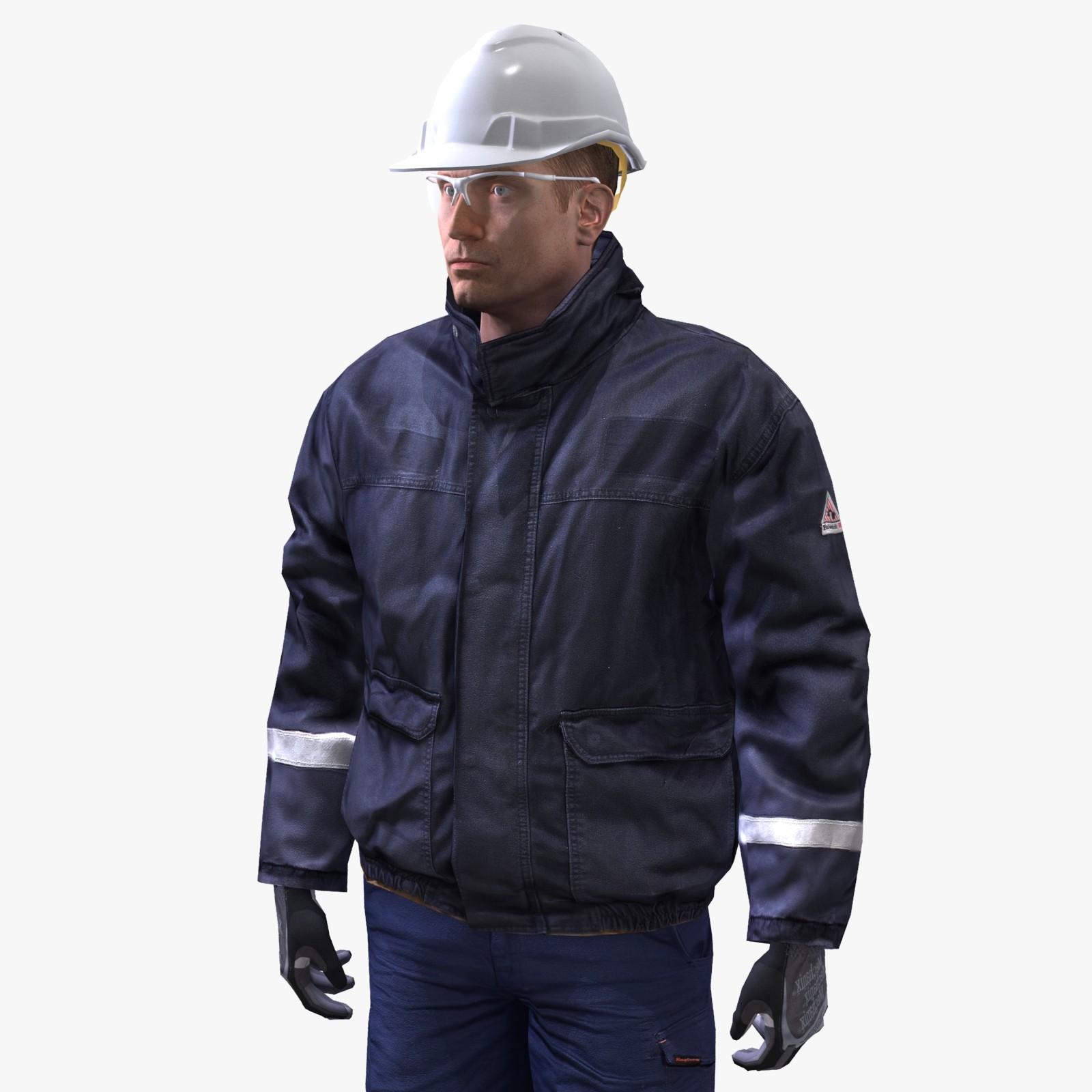 Workman Mining Safety Glen Cold Weather