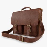 Messenger Bag 3D models