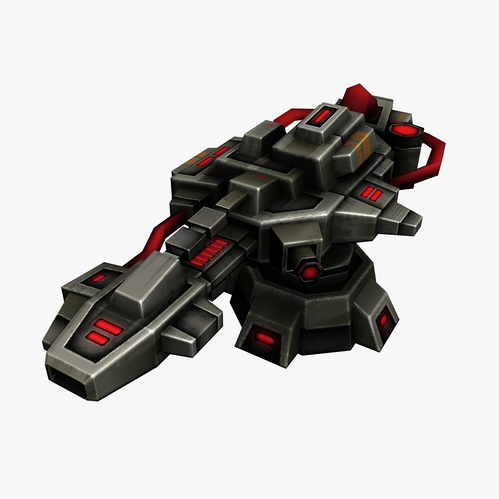 Energy Weapon 2