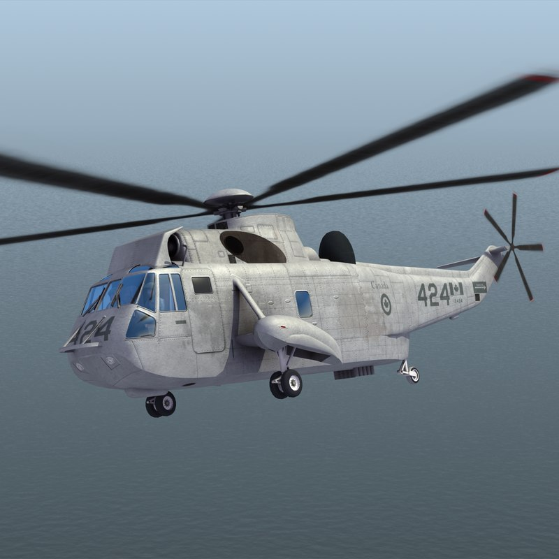 CH-124 SeaKing