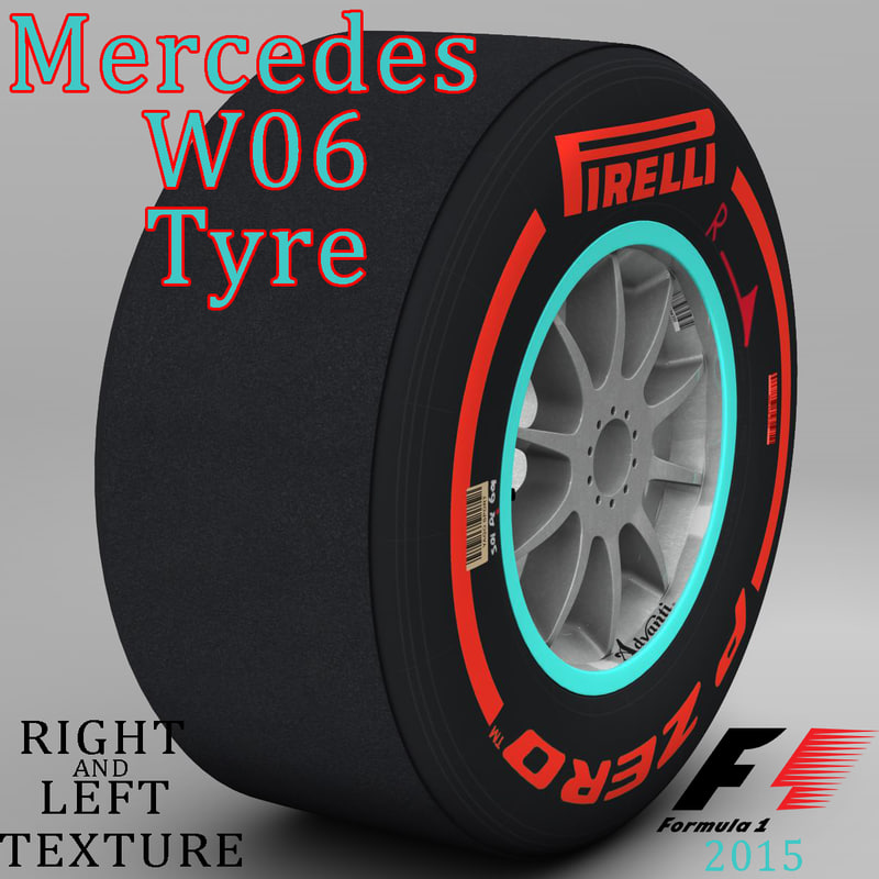 W06 supersoft front tyre