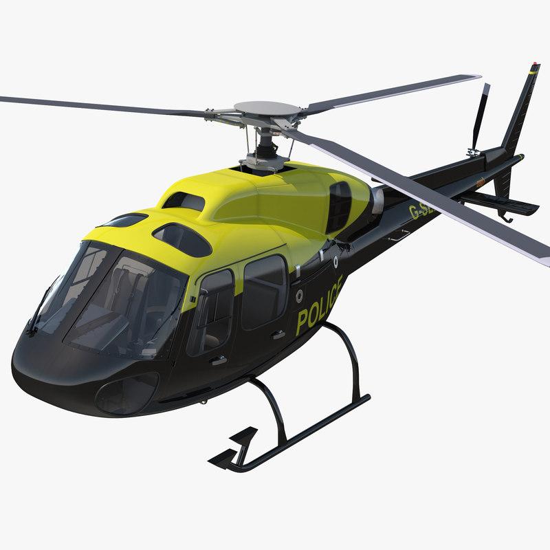 Police Aviation Eurocopter AS 355 3d model 01.jpg