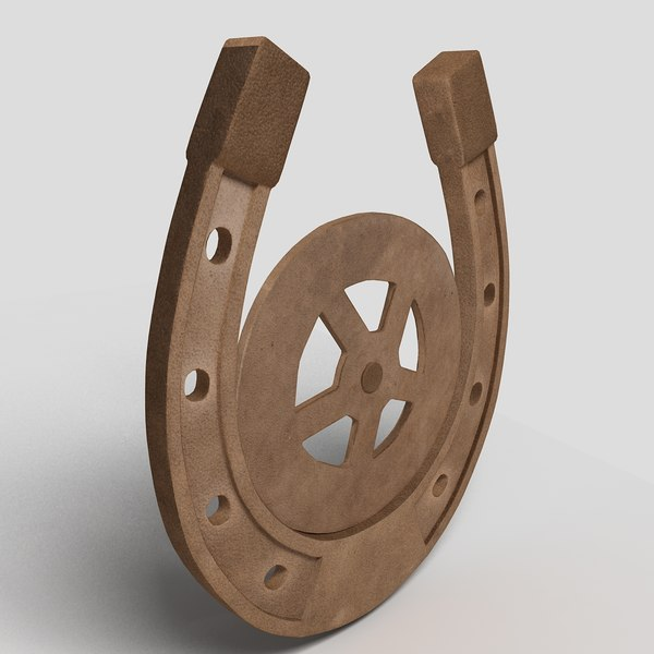 Horseshoe Luck 3D Models