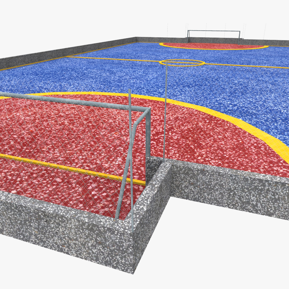 Freestyle Football Pitch