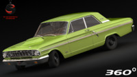 Ford Fairlane 3D models