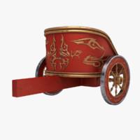 chariot 3D models
