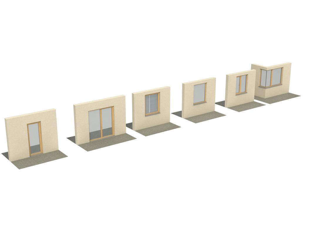 Wooden windows for viz(1)