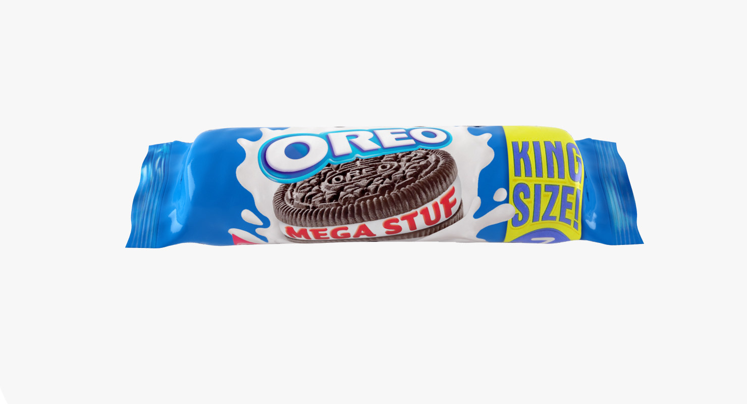 Oreo Biscuit Package