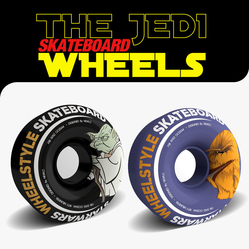 The FORCE Skateboard Wheels