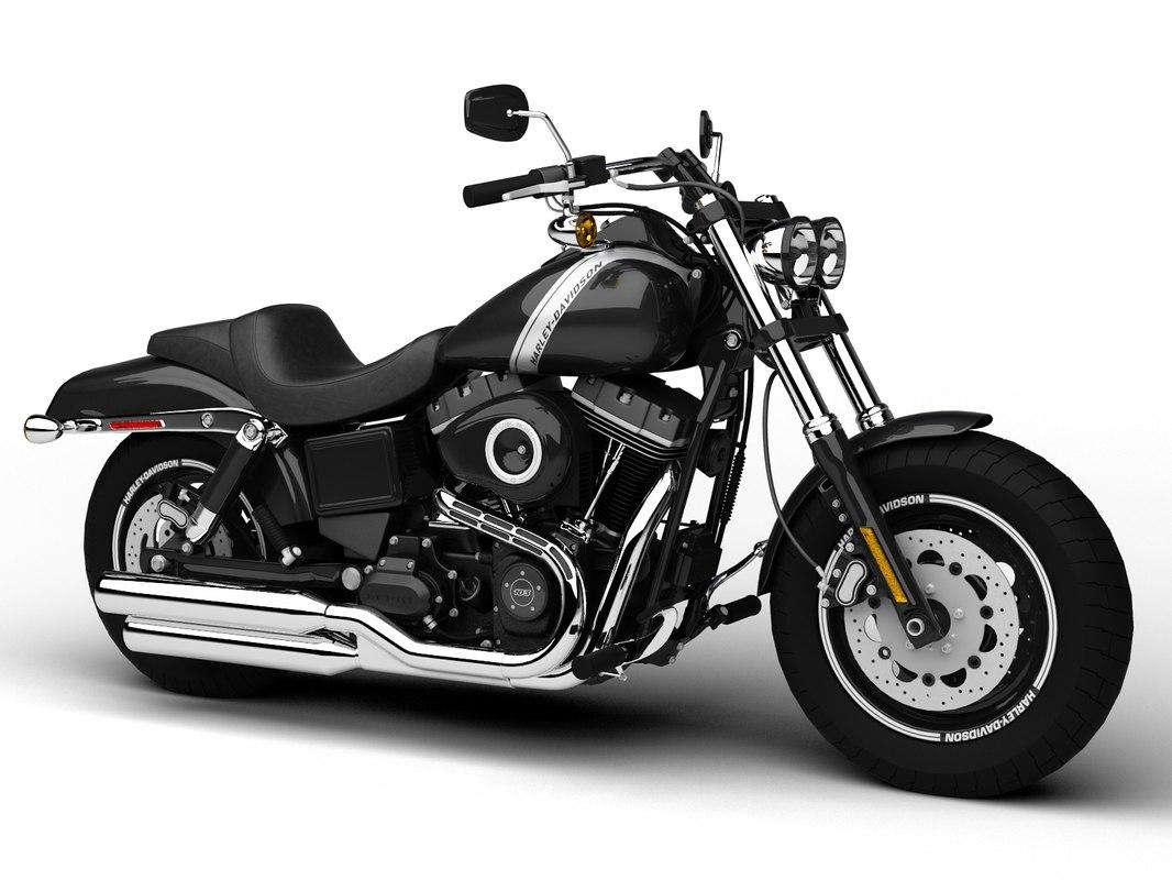 Harley-Davidson FXDF Dyna Fat Bob 2015