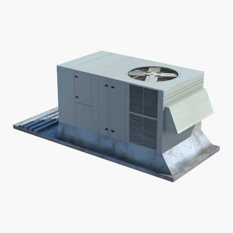 searched 3d models for rooftop-ventilation-duct