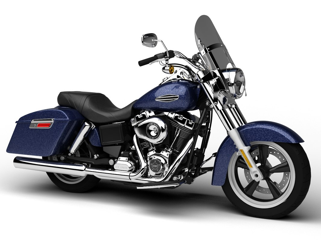 Harley-Davidson FLD Dyna Switchback 2015
