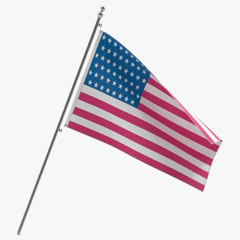 USA Flag 3d model 00.jpg