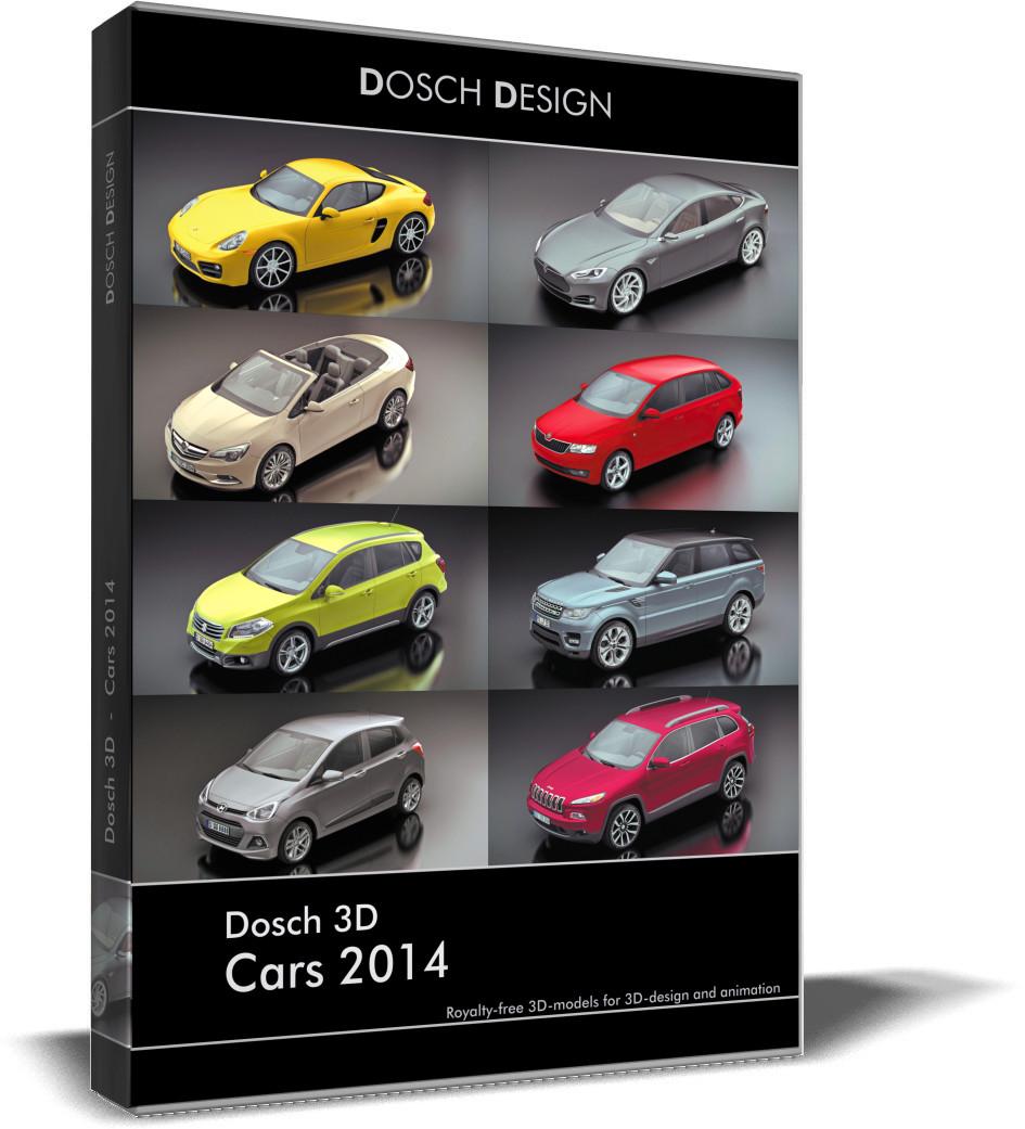 Dosch 3D - Cars 2014
