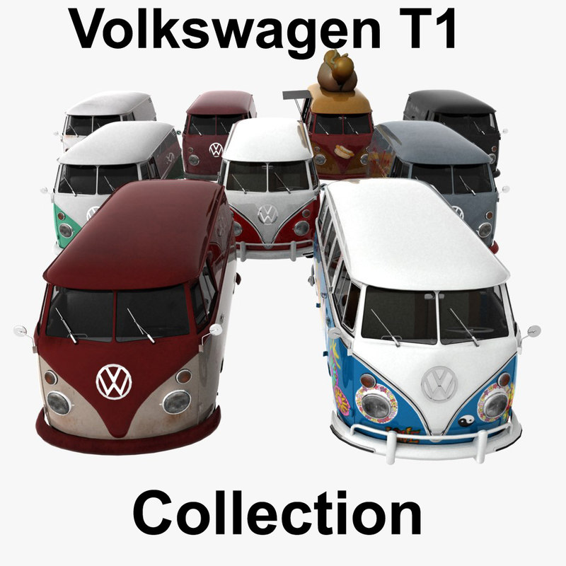 VW T1 Collection