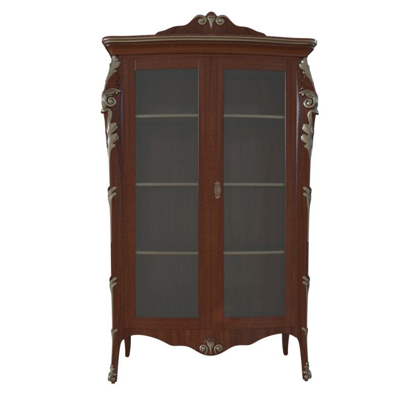 Seven Sedie I Veneziani Glass cupboard Aura