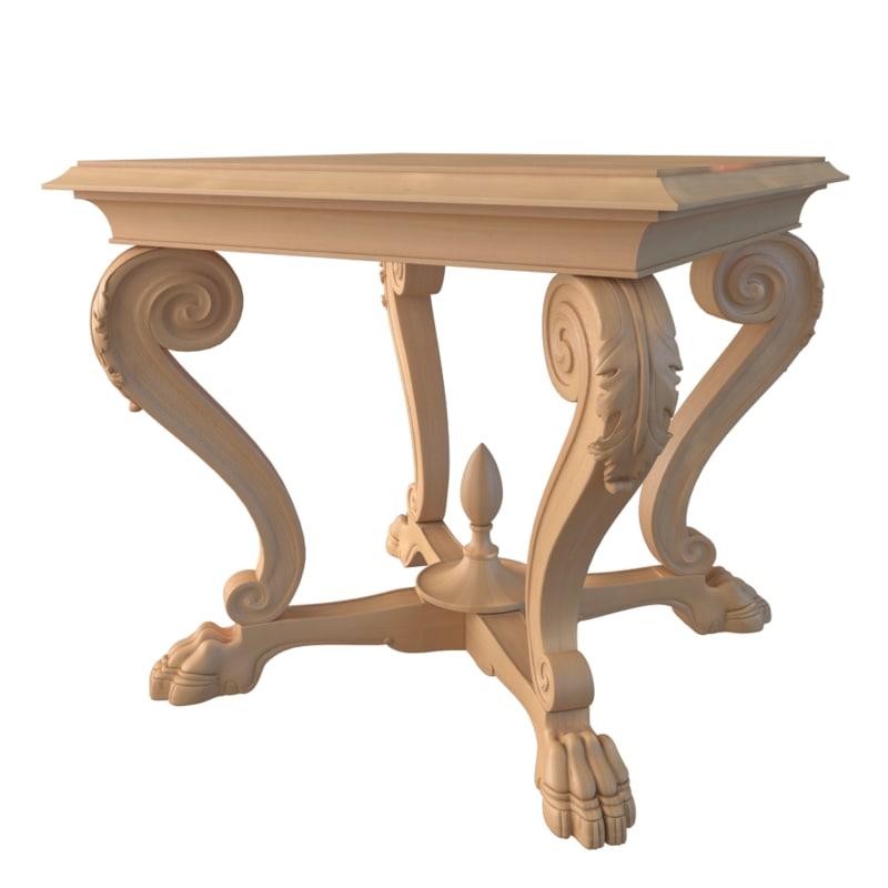 Seven Sedie I Veneziani Small table Leone