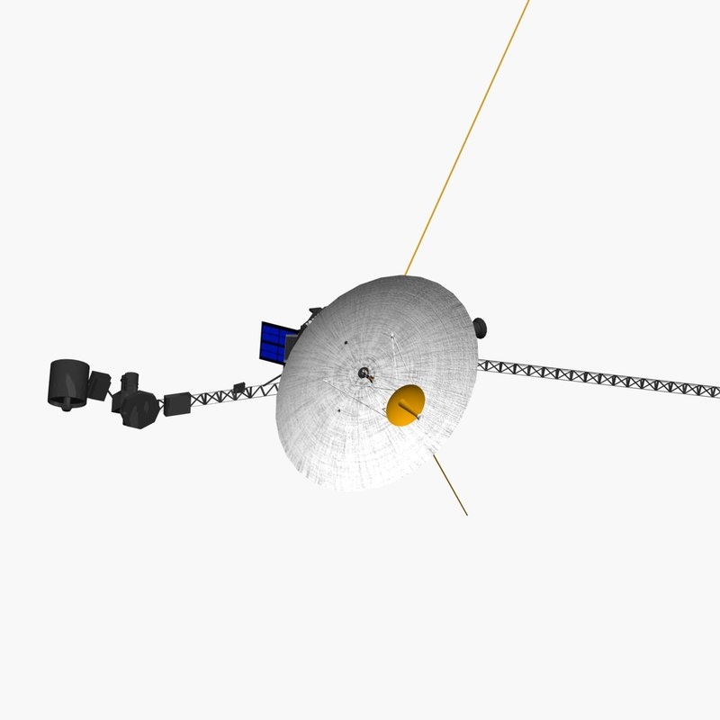 space probe models - photo #43