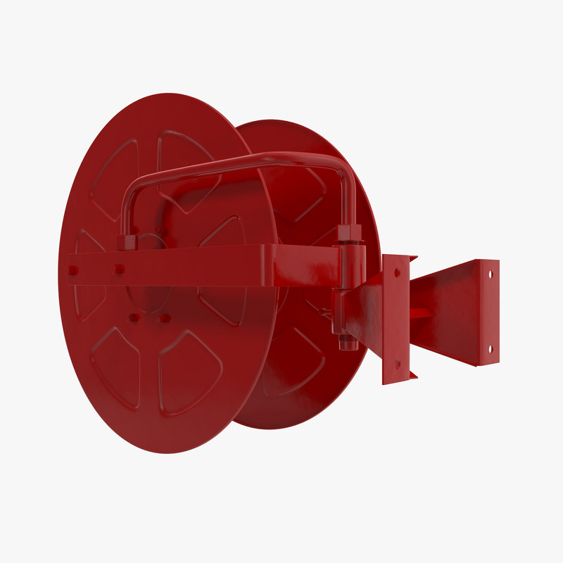 Hose Reel for Water Truck
