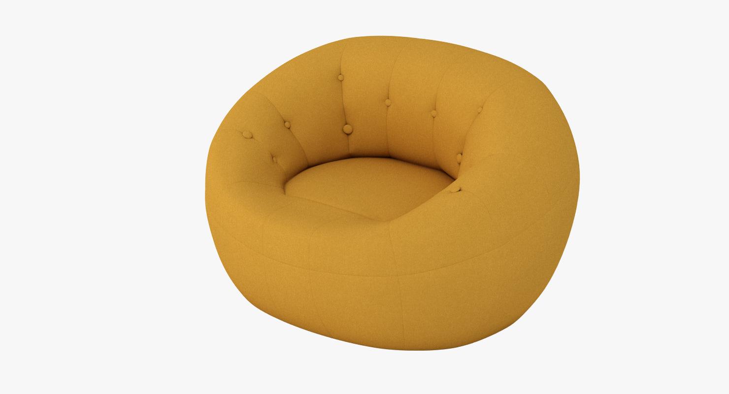 Capsule Chair Zippy