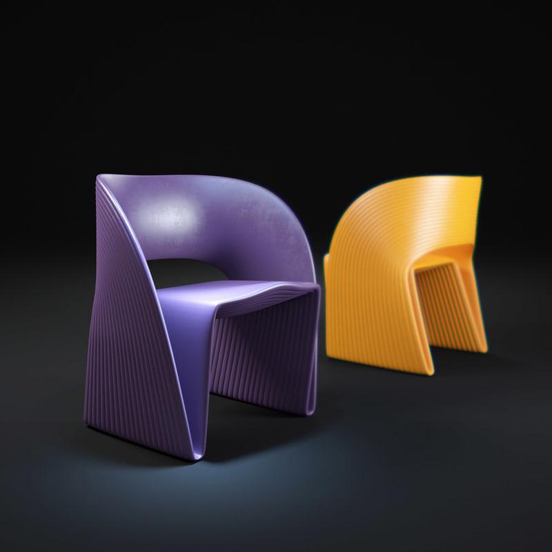 Ravioli-Chair