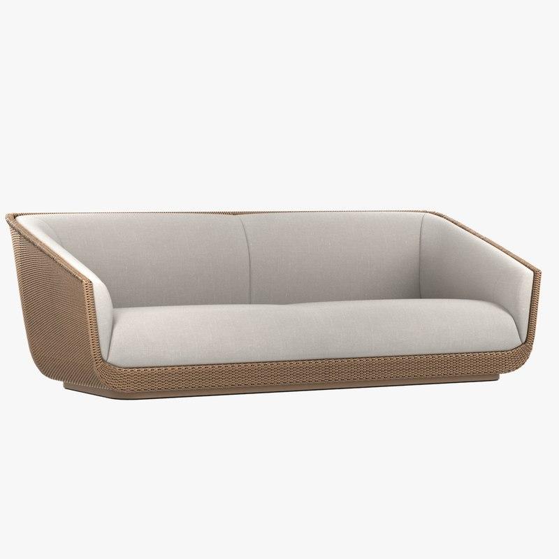 Modena sofa By Porta Forma