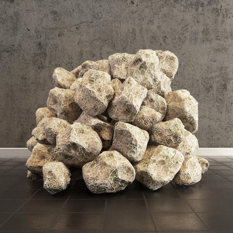 Stone meteor