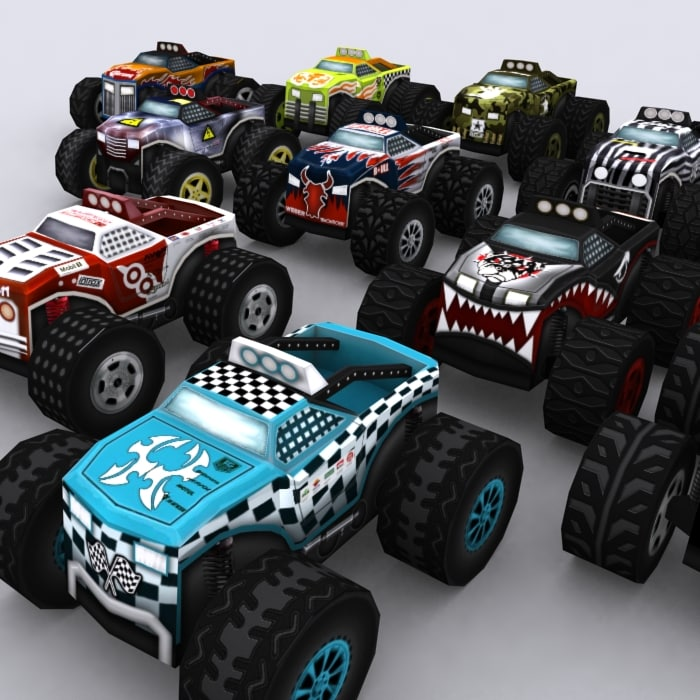 3DRT-Road-rush-Xtreme-Monster-Trucks.ver.1.0.zip