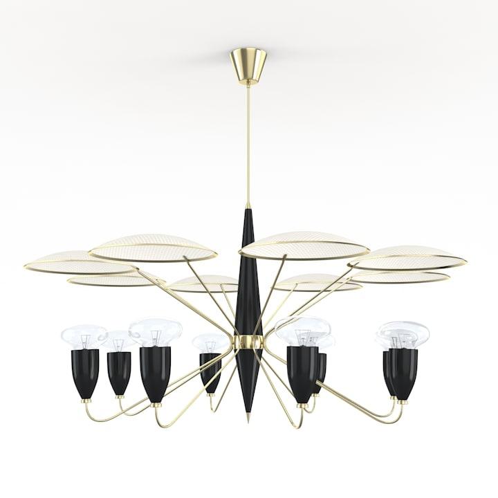 Peggy suspension lamp