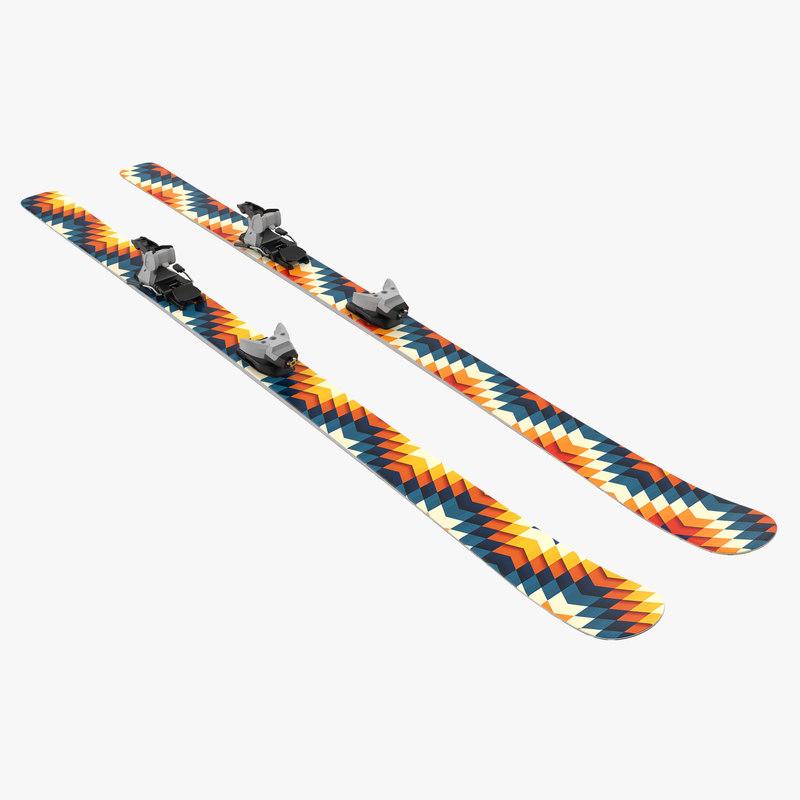 Snow Ski 6