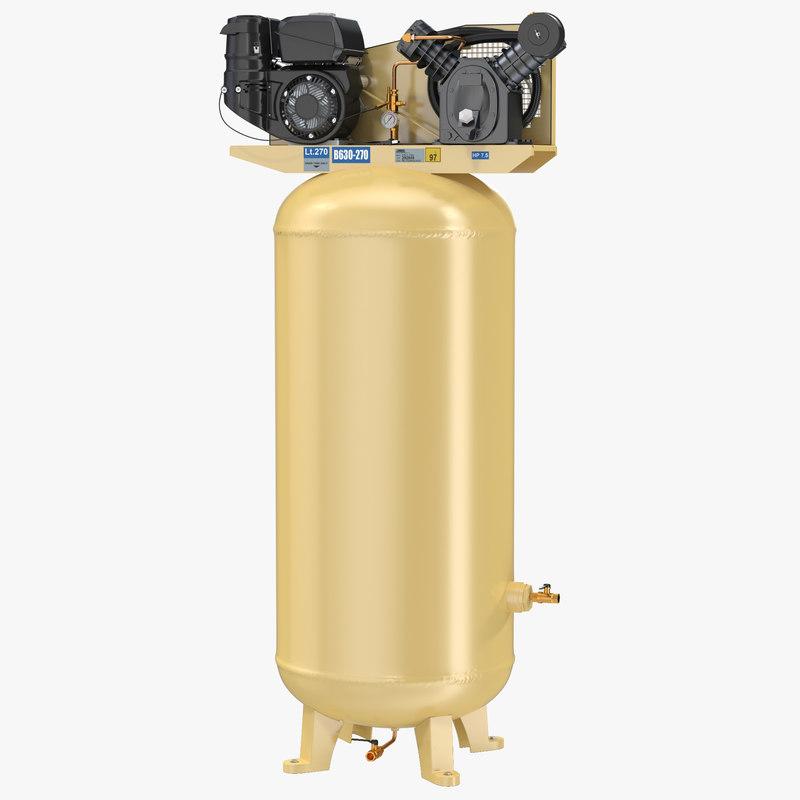 Vertical Air Compressor Generic