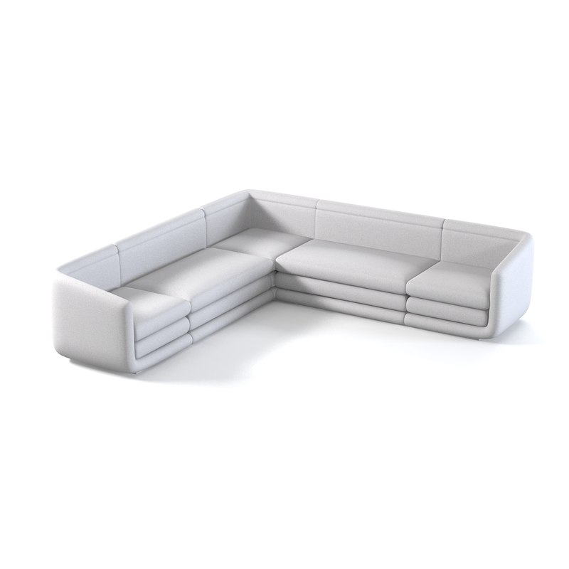 Donghia Pavel Armless Section sofa sectional modern contemporary corner 0001.jpg