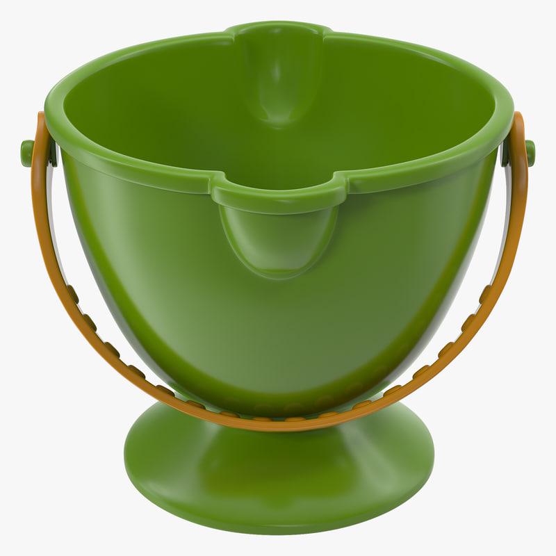 Toy Bucket 3d model 00.jpg