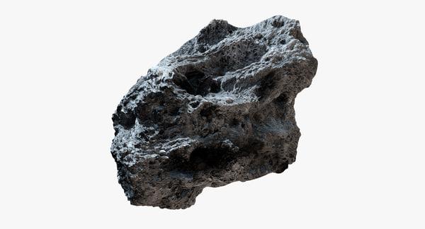Asteroid 3D Models