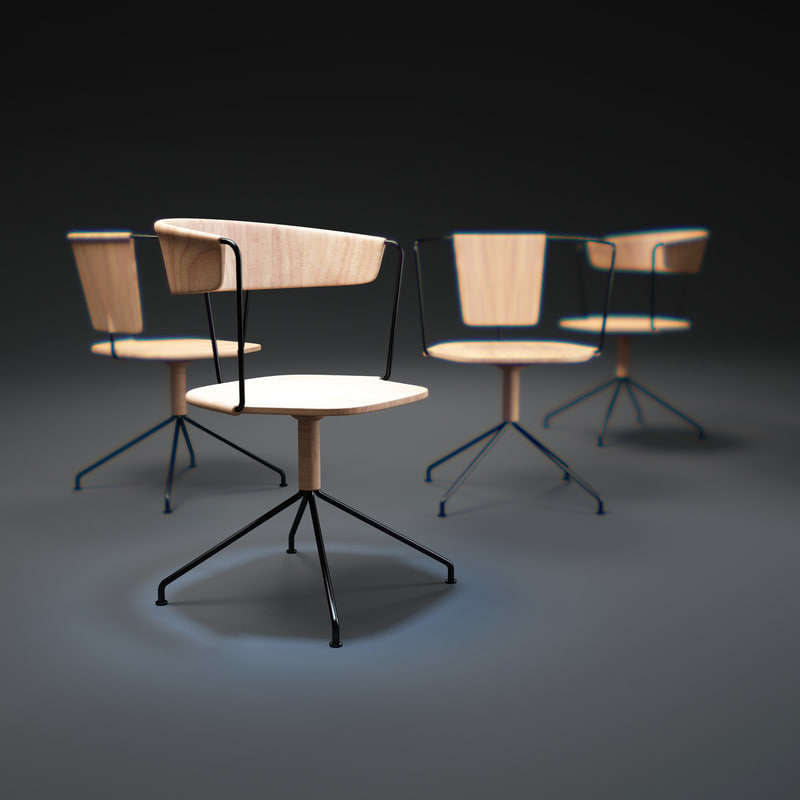 3d uncino chairs